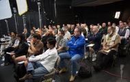 Shoot The Centerfold seminar in session