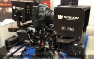 Chinese 3D rig with Wieldy matte box