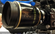 Anamorphic 75mm Cooke lens