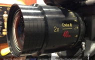 Anamorphic 40mm Cooke lens
