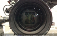 Anamorphic Cooke lens inside view