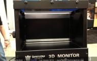 wieldy 3D monitor