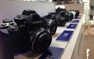 Olympus camera lineup