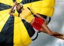 Flying High with Victoria's Secret Supermodel Bruna Lirio - Photokina 2016