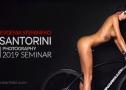 Leggy Model Evgenia Stefaneko Joins - STC Santorini 2019