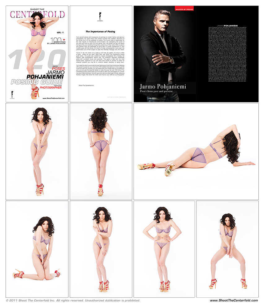 jarmo deluxe posing guide shoot the centerfold rh shootthecenterfold com model posing guide pdf female model posing guide