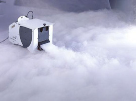 low rise fog machine