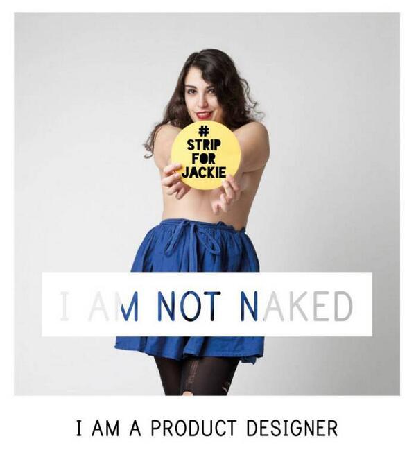 i am not naked