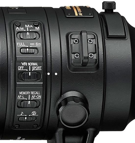 Step Into The Light Vr: Nikon Announces A New Nikkor AF-S 400mm F/2.8E FL ED VR