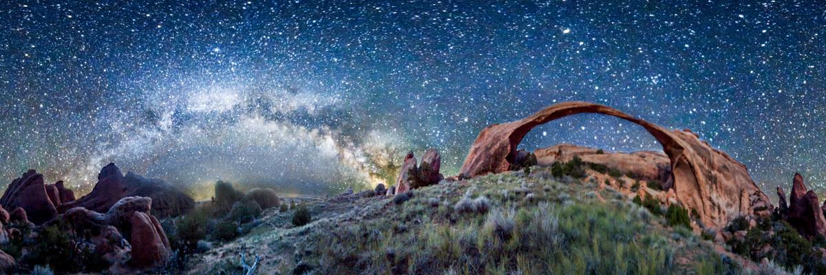 Landscape-Arch,-Utah