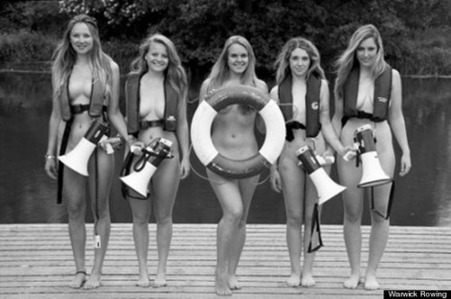 The Warwick Rowers Are Back for 2018