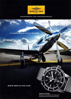Mustang P-51Breitling