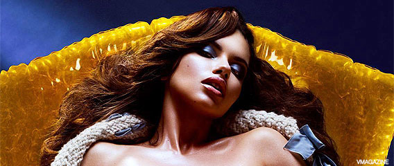 Remarkable, the Isabeli fontana nude
