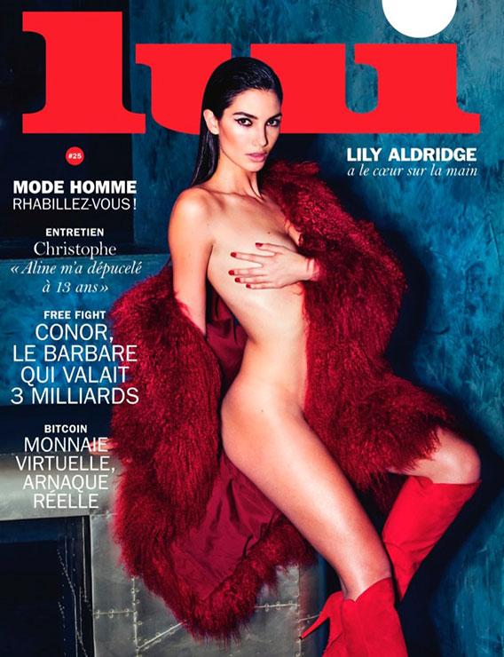 Lily-Aldridge-march-lui-cover
