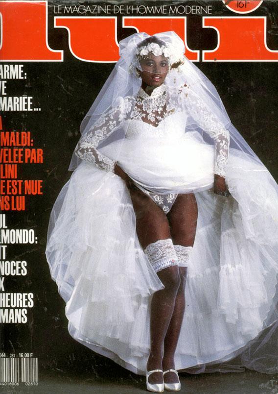 Three Covers Of Lui Magazine September 2016 Fernanda Liz